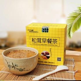 【营养价值高】松茸早餐茶代餐粉