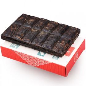 武夷山陈年大红袍 12小块 茶饼茶砖 132g