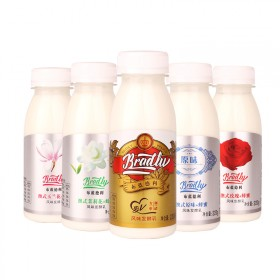 爱胃酸奶风味发酵乳酸菌益生菌澳洲220g 8瓶