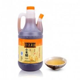 山西特产 小米香醋 特价壶装800ml无色调味醋