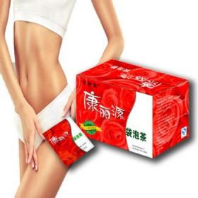 6盒 康丽源 茶 适宜 减肥 排毒养颜 人群