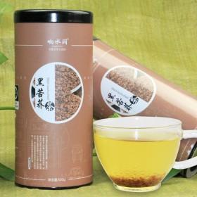 500g黑苦荞茶凉山苦荞茶胚芽苦荞茶花草荞麦茶