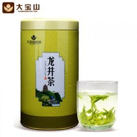大宝山 西湖龙井新茶 250g/罐