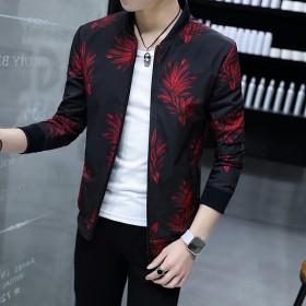 2017新款青少年个性春装薄款韩版夹克外套