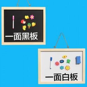 双面磁性儿童画板绘画板涂鸦板黑板