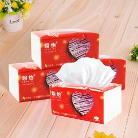 6包原木抽纸家用纸巾餐巾纸
