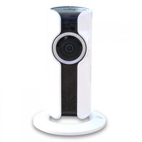 180度全景高清夜视摄像头无线wifi手机远程监控