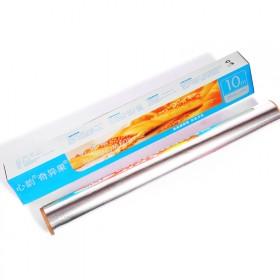 10米装锡箔纸厨房烘焙纸锡纸烤箱锡纸烧烤油纸烤肉