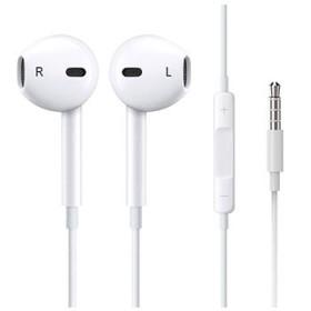 品牌包邮苹果耳机入耳式通用线控运动耳塞带麦重低音