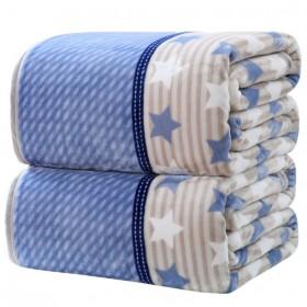 春秋款云貂绒毯子空调毯毛巾被毛毯加厚床单法莱绒盖