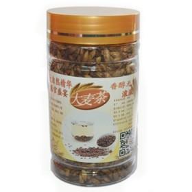 花茶大麦茶 烘焙型原味大麦茶茶叶浓香 罐装非袋泡茶