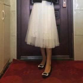 欧洲站高端定制2017春新款绸缎面水钻方扣方头单鞋