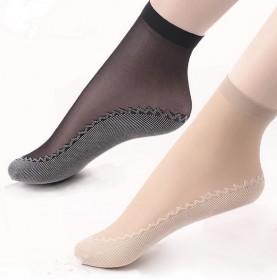 【10双】棉底短丝袜天鹅绒棉底丝袜防滑底短丝袜