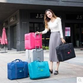 旅行袋手提包收纳袋行李袋飞机包可套拉杆箱