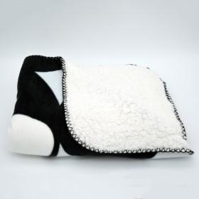 精品双层加厚小毛毯