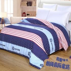 被套单件秋冬磨毛2.0m床被单200x230被罩