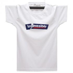 亏本促销注意做工和材质/夏季纯棉圆领短袖T恤体恤