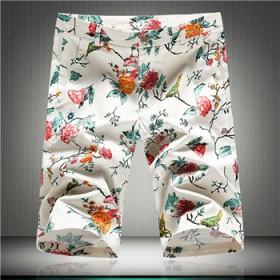 短裤男五分裤中裤沙滩裤