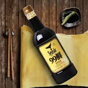 日式海边酿造210天凉拌炒菜99鲜酱油生抽1000