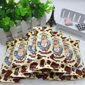 威化饼干俄罗斯大牛威化小牛威化巧克力饼干500克