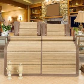 1.5米/1.8米凉席升级款碳化双面可折叠竹席