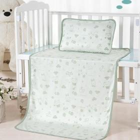 70X125儿童竹纤维软凉席床单{不含枕套}