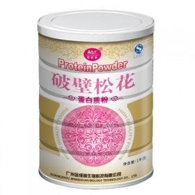 破壁松花蛋白质粉 1000g 全家营养 增强免疫力