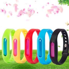 2条独立包装韩国新款防水驱蚊手环