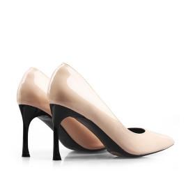 2017新品细跟高跟鞋羊皮女单鞋 免费试穿 限量抢