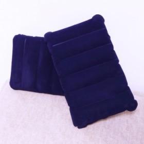 便携充气枕休闲枕头办公旅游便携午睡护颈旅行飞机枕夏