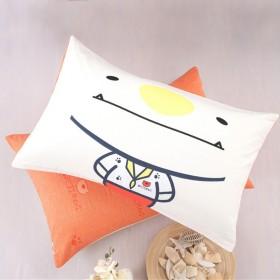纯棉枕套一对 48x74cm x2