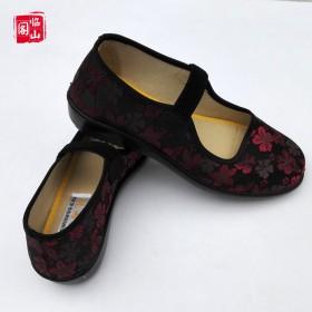 布鞋中老年妈妈鞋