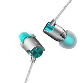 DZAT/渡哲特DR-20耳机入耳式重低音金属线控
