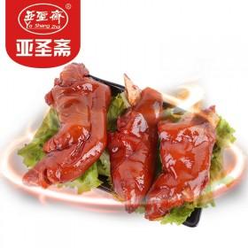 亚圣斋红烧猪蹄350g卤味熟食 猪脚山东特产卤猪手