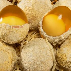河南土特产 鸡蛋变蛋 皮蛋松花蛋黄金变蛋腌蛋 无铅