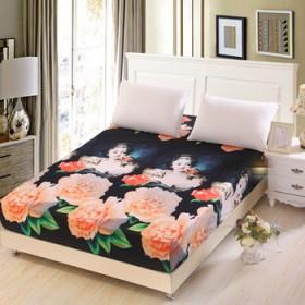 家用席梦思床罩床套1.8米床床上用品床罩床笠