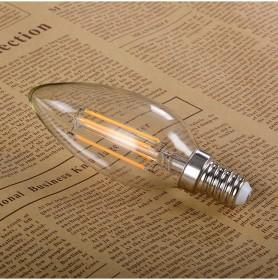 爱迪生灯泡led蜡烛灯4W复古钨丝E27灯丝灯E1