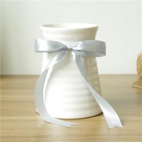 陶瓷花瓶工艺品摆件 家居装饰品落地插花器