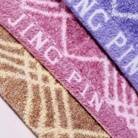 纯棉加厚柔软吸水洁面条纹毛巾