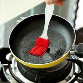 6个装 耐高温硅胶油刷烧烤刷子