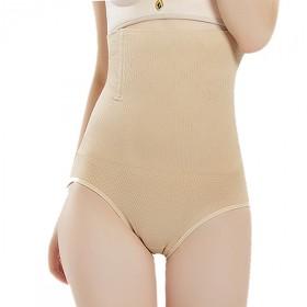【两条装】夏季高腰收腹内裤产后塑身裤薄款