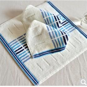 丝蕴长绒棉加厚方巾小毛巾1条装1折0.99元包邮
