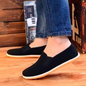 牛津布老北京布鞋