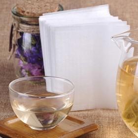 无纺布抽线茶包袋泡茶袋茶叶过滤煲汤煎药中药袋一次性