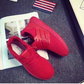 {包邮}2017年春夏新款小红鞋运动鞋充量款