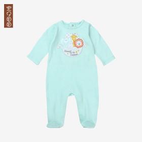品牌宝宝优质纯棉爬服 适用0-12个月