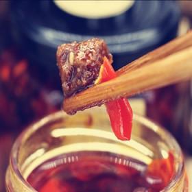 内蒙古干煸牛肉酱 辣椒酱牧民自制拌饭酱800g