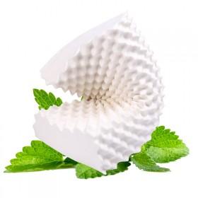 Fasa泰国原装进口纯天然乳胶成人枕颈椎枕治疗枕头