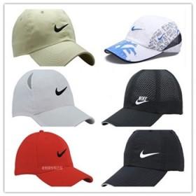 耐克正品夏季鸭舌帽男女情侣帽子棒球帽