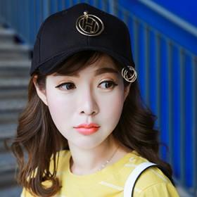 帽子女夏天棒球帽韩版休闲百搭学生男遮阳逛街少年防晒